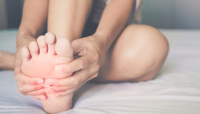 Winter Is A Common Time Of Year For Foot Pain